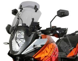 MRA VarioTouringScreen For KTM 1190 Adv '13-'16 & 1090 AdvR '17-'19 | Smoke Gray