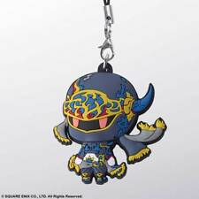 Square Enix Trading Rubber Strap Vol 5 Cellphone Charm Final Fantasy VI 6 Shadow