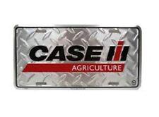 Case IH Diamond License Plate