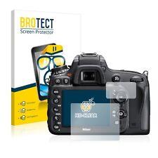 2x Brotect Film de protection D&#039 Écran pour Nikon D610