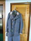 Confederate General's frock coat and vest. Lined in wool .  Large 46 size.