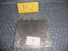 Eyal Gal RF Microwave Transceiver 17.7 -19.7 GHz  sma ED-0178-6