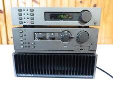 Quad 405-2 Power Amp 44 preamp FM4 Tuner Combo British Classic Fully Recapped