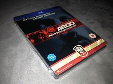 STEELBOOK BLU RAY ARGO EDITION ZAVVI EXCLUSIVE LIMITE A 4000 EXEMPLAIRES NEUF