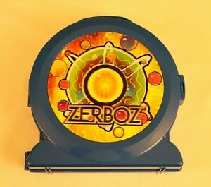 ZerBoz Collector Carry Case Blue room for 18 Balls & 18 Figures Tree House Kids