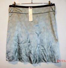 Silk Blend A-line Skirts for Women