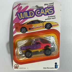 Zee Toys #P395 Toyota High Roller Hilux 4x4 1:64 Diecast Pickup Truck Pink