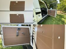Toyota LandCruiser 75 78 79 Series Manual ABS Panels Rugged & Waterproof - Brown