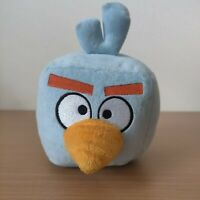 Angry Birds Space Ice Cube Blue No SOUND PLUSH OFFICIAL ROVIO 5""