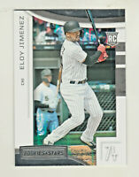 2019 Panini Chronicles ROOKIES & STARS #2 ELOY JIMENEZ RC Rookie QTY AVAILABLE