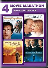 WHAT DREAMS MAY COME / ETERNAL SUNSHINE OF THE SPOTLESS MIND / MEET JOE BLACK +