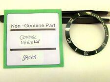 inserto Lunetta ghiera verde ceramica Bezel x Rolex submariner 116610 green