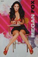 MEGAN FOX - A3 Poster (ca. 42 x 28 cm) - Clippings Fan Sammlung NEU