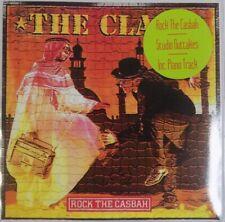 "The Clash - Rock The Casbah studio Outtatkes 7"" Clear Vinyl 1 of 25."