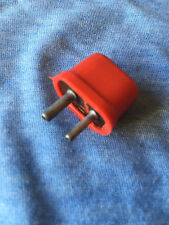 VOX AC4 / ECHO RED FUSE LINK PLUG, VINTAGE, FOR VALVE GUITAR AMP.