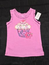 Nwt The Children's Place Toddler Girl Sleeveless Top Size 2T