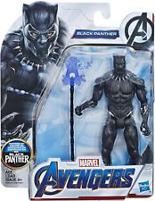 Hasbro - Marvel Avengers 6 inch Black Panther Action Figure (BBHAE3931)