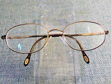 Safilo Women's Eyeglasses Emozioni 4295 JE3 58-18-130 Rx Copper Rhinestones