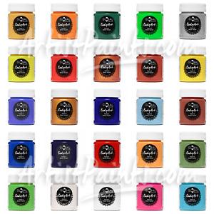 FACE PAINT LIQUIDS Global Colours Professional Body Art + Glitters - 30 COLOURS