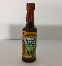 Walkerswood Hot & Spicy Jamaican Las Lick's Jerk Sauce