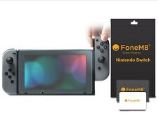 Genuine FoneM8 Tempered Glass Screen Protector For Nintendo Switch