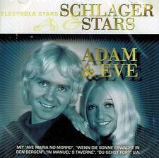 CD NEU/OVP - Adam & Eve - Schlager & Stars - Wenn die Sonne erwacht u.a.