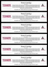 6pk 43979101 Toner Cartridge for Okidata OKI B430 B430d B430dn B440 B440d B440dn