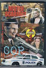 Mister Scarface / Cop In Blue Jeans (DVD, 2003) Jack Palance
