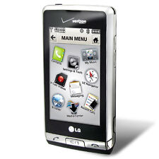 LG Dare VX9700 - Black Silver (Verizon) Cellular Phone