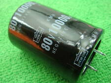 1P NIPPON 80V 10000UF Snap In Electrolytic Capacitors