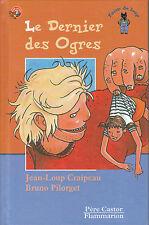 Livre le dernier des ogres  Père Castor Flammarion book