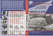 """Summer Of 1958"" Vintage Baseball Season DVD!"
