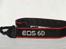 CANON EOS 6D CAMERA NECK STRAP