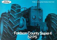 Fordson Major//alimentación principal//Super Grandes Pto Sello de aceite.
