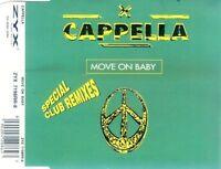 Cappella Move on baby (Club Remixes, 1994) [Maxi-CD]