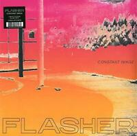 FLASHER – CONSTANT IMAGE LIMITED CLEAR VINYL LP (NEW/SEALED)