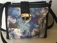 Jessica Simpson Evan Crossbody Frost Print Handbag