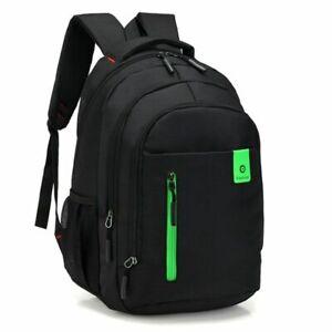 Waterproof Polyester Backpacks Men Travel Bag Girls Boys School Bags Backpack