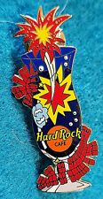 OSAKA HURRICANE GLASS SERIES JAPANESE EXPOLDING FIRECRACKERS Hard Rock Cafe PIN