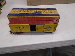 """AF """"S"""" Ga,   937. KATY boxcar, KC, super nice"""