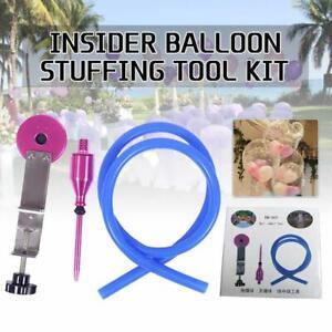 Insider Balloon Stuffing Tool Kit for Wedding Birtay Celebration Accwssory Set