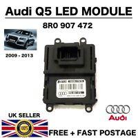 Audi Q5 Xenon 8R0907472 Headlight LED DRL Genuine Replacement Ballast Repair Fix