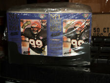 1994 Football Action Packed Rookie Update series Factory Sealed box of 24 packs