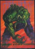 1993 Marvel Masterpieces Trading Card #20 Hulk 2099