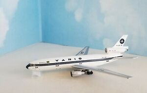 AeroClassics * VERY RARE * 1:400 Scale  VARIG (BRAZIL)  Douglas DC-10-30, PP-VMZ