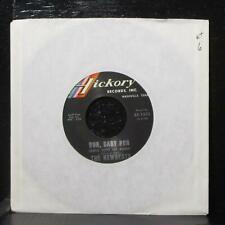 "The Newbeats - Run, Baby Run / Mean Woolly Willie 7"" VG+ Hickory 45-1332 USA"