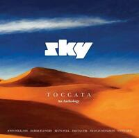 Sky - Toccata An Anthology (NEW 2CD)