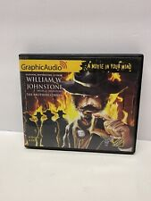 The Brothers O'Brien - William W Johnstone - GRAPHIC AUDIO CD Book