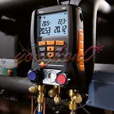 Testo 550-2 Digital Manifold Gauge Helps Refrigerant New Service 0563 5506 New