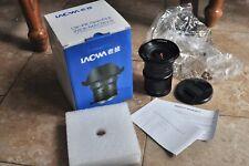 Laowa 15mm f/4 Wide Angle 1:1 Macro Lens for Sony E Mount